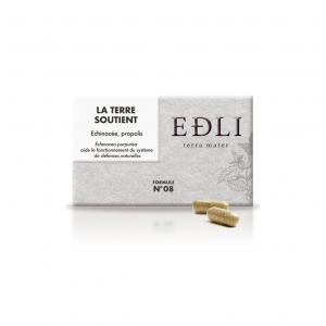 EDLI NATURE - THE EARTH SUPPORTS